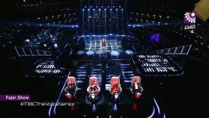 The Voice Senior   الحلقة 3